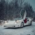 1991 Lamborghini Countach 25th Anniversary Edition wird für 300.000€ versteigert