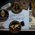 Bitcoin fällt über Nacht um fast 10.000 US-Dollar