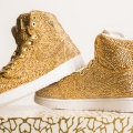 Daniel Jacob verziert Nike Air Jordans mit Swarovski Kristallen