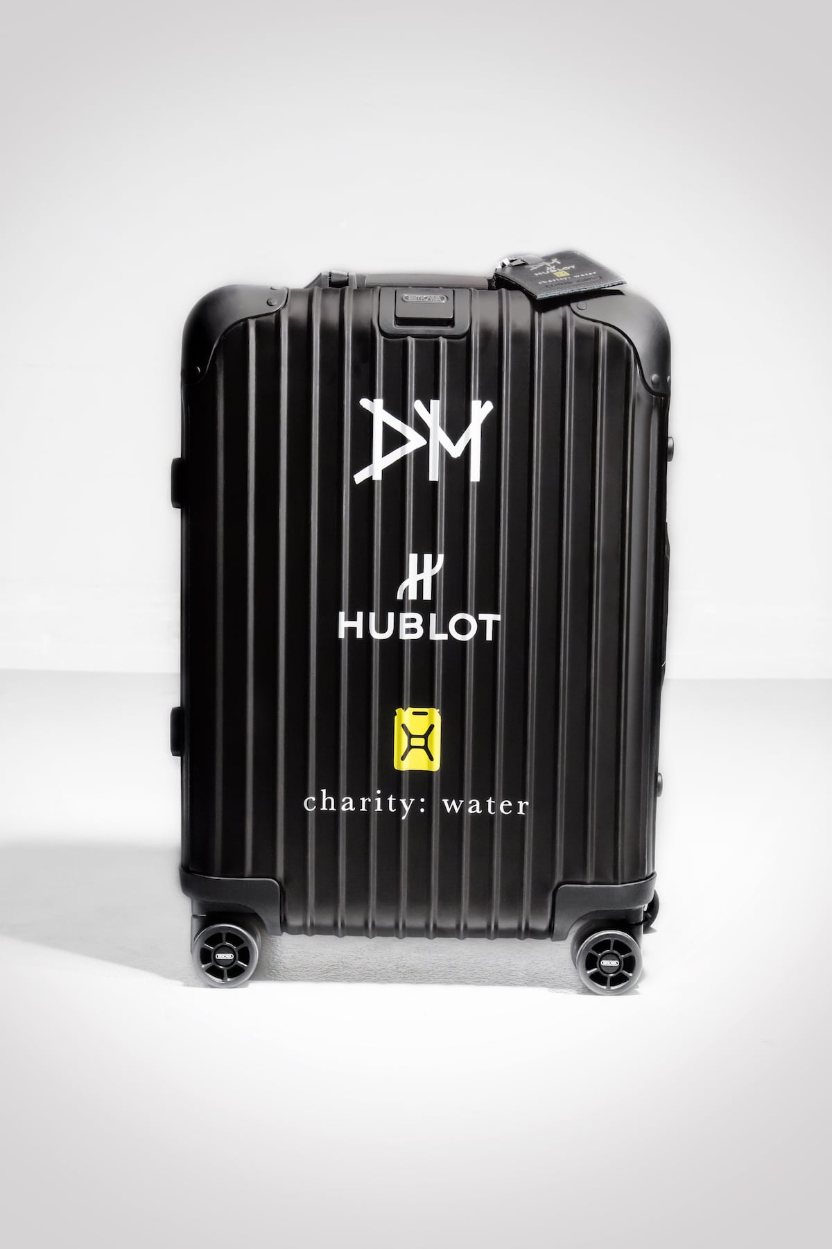 "Hublot präsentiert Big Bang Depeche Mode ""The Singles"" Limited Edition 9"