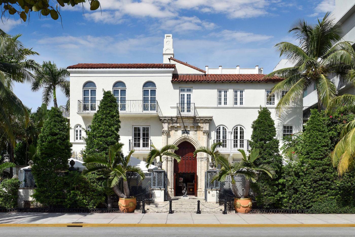 Gianni Versaces Anwesen in Miami wurde in ein Luxushotel umgewandelt 1