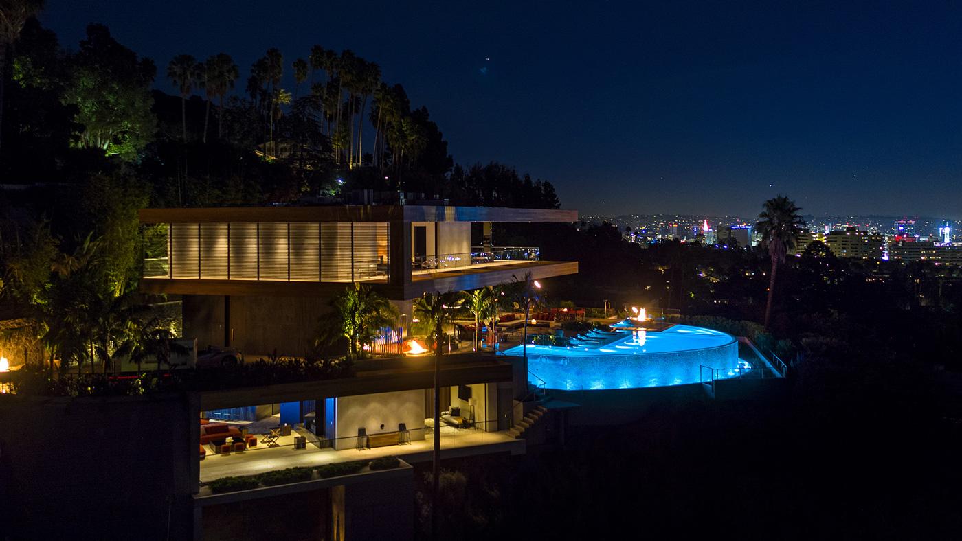Lenny Kravitz designt das Interieur eines $38 Millionen Dollar Anwesen's in L.A 1