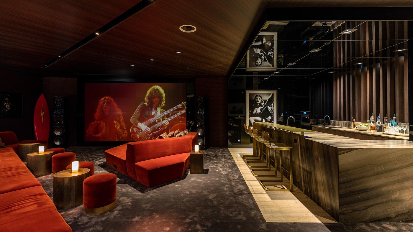 Lenny Kravitz designt das Interieur eines $38 Millionen Dollar Anwesen's in L.A 8