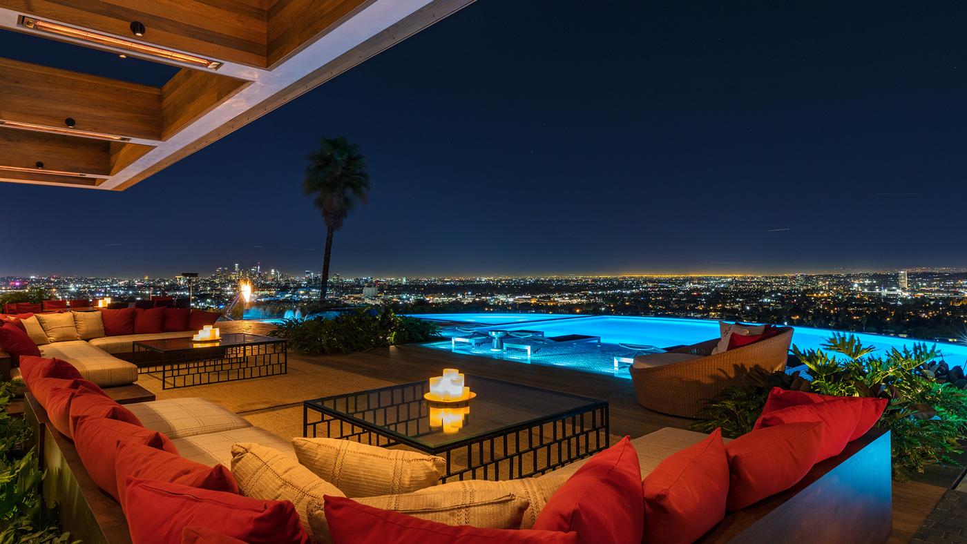 Lenny Kravitz designt das Interieur eines $38 Millionen Dollar Anwesen's in L.A 3