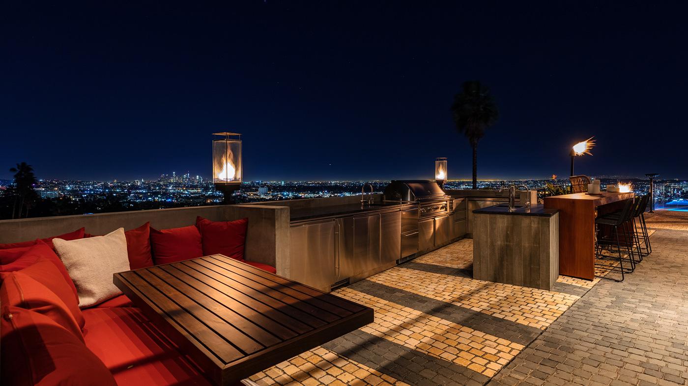 Lenny Kravitz designt das Interieur eines $38 Millionen Dollar Anwesen's in L.A 4