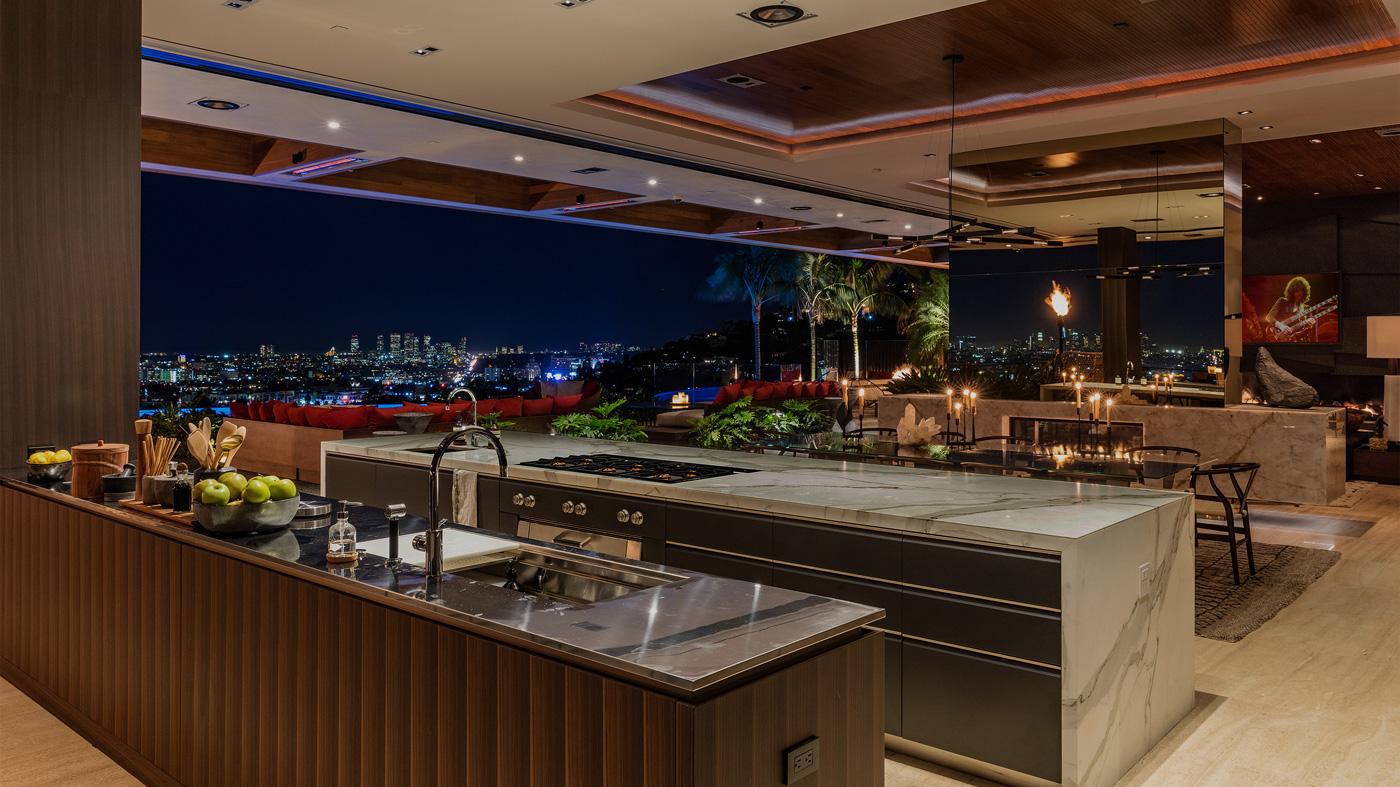 Lenny Kravitz designt das Interieur eines $38 Millionen Dollar Anwesen's in L.A 5