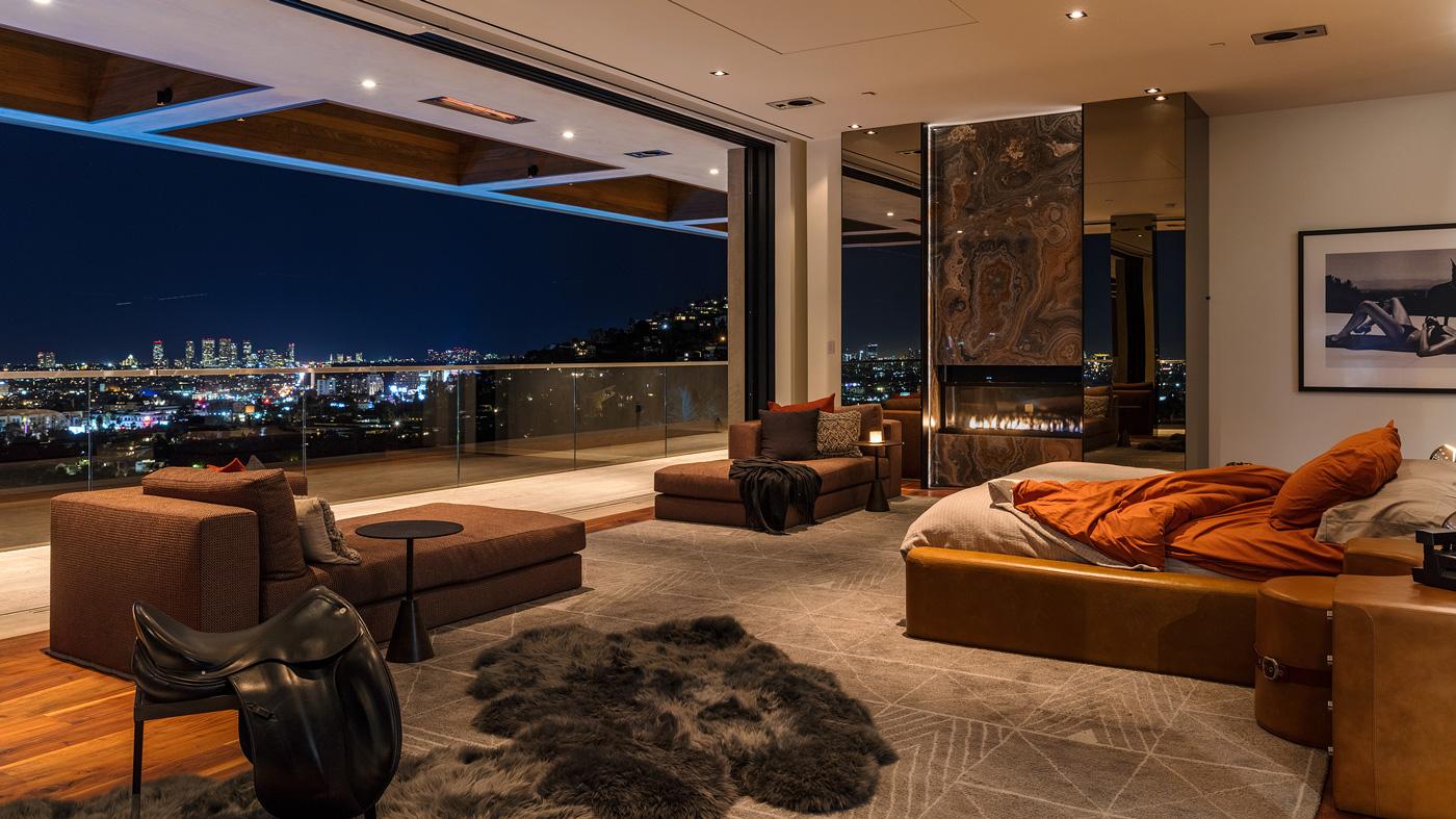 Lenny Kravitz designt das Interieur eines $38 Millionen Dollar Anwesen's in L.A 6