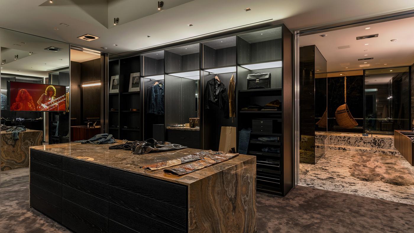 Lenny Kravitz designt das Interieur eines $38 Millionen Dollar Anwesen's in L.A 7