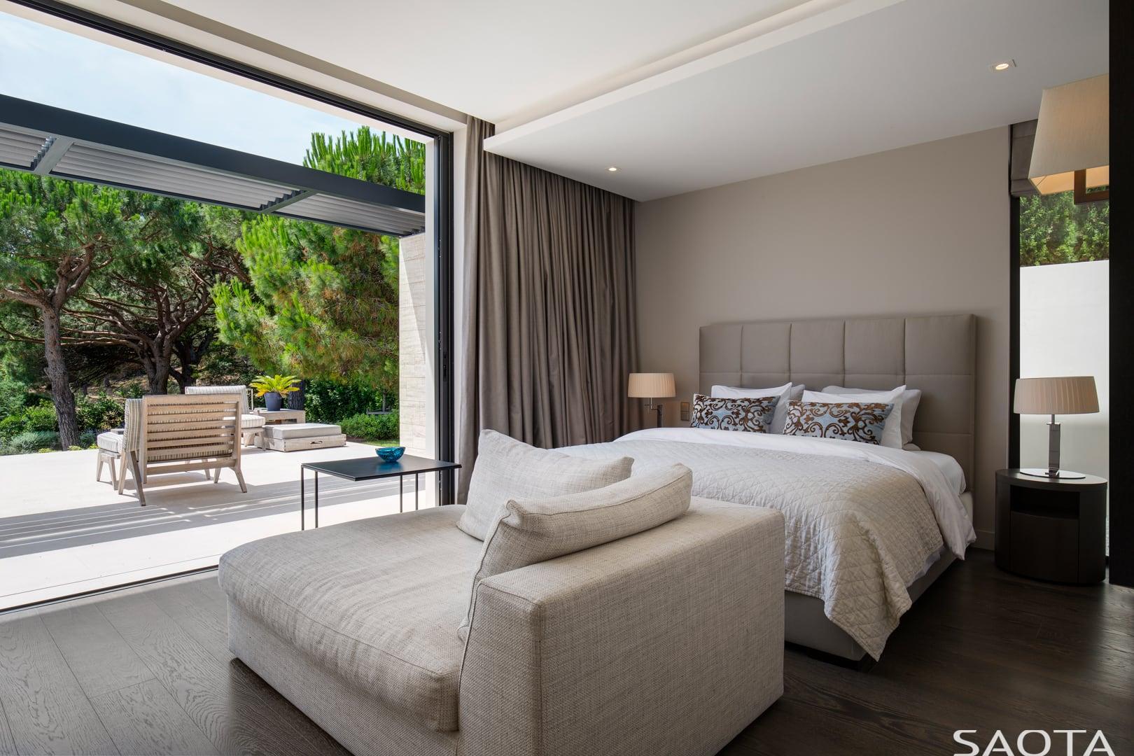 An der französischen Riviera: St. Tropez Residence by SAOTA 13