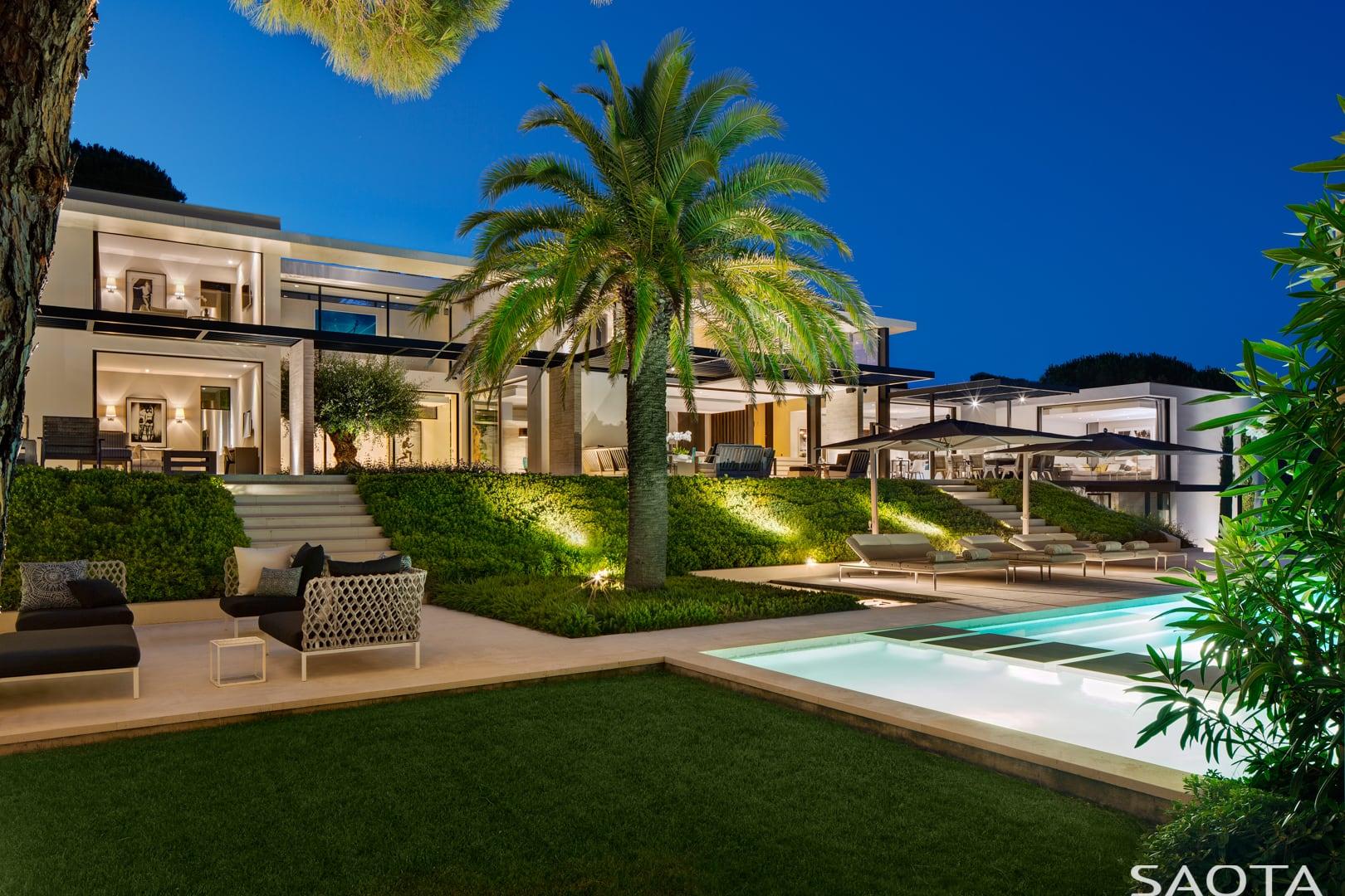An der französischen Riviera: St. Tropez Residence by SAOTA 1