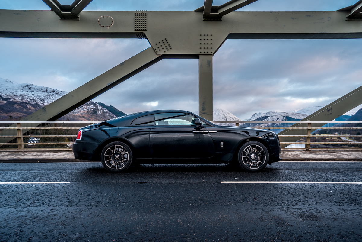 Touring With A Super Gt The Rolls Royce Wraith Black Badge Mr Goodlife