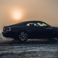 Touring With a Super GT. The Rolls-Royce Wraith Black Badge