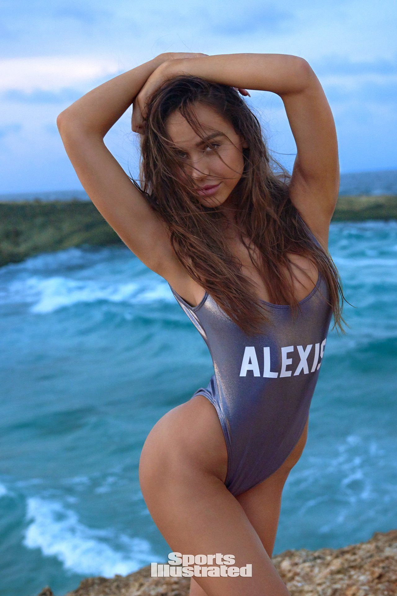 Rookie of the Year: Alexis Ren posiert in der Sports Illustrated Swimsuit Edition 2018 10