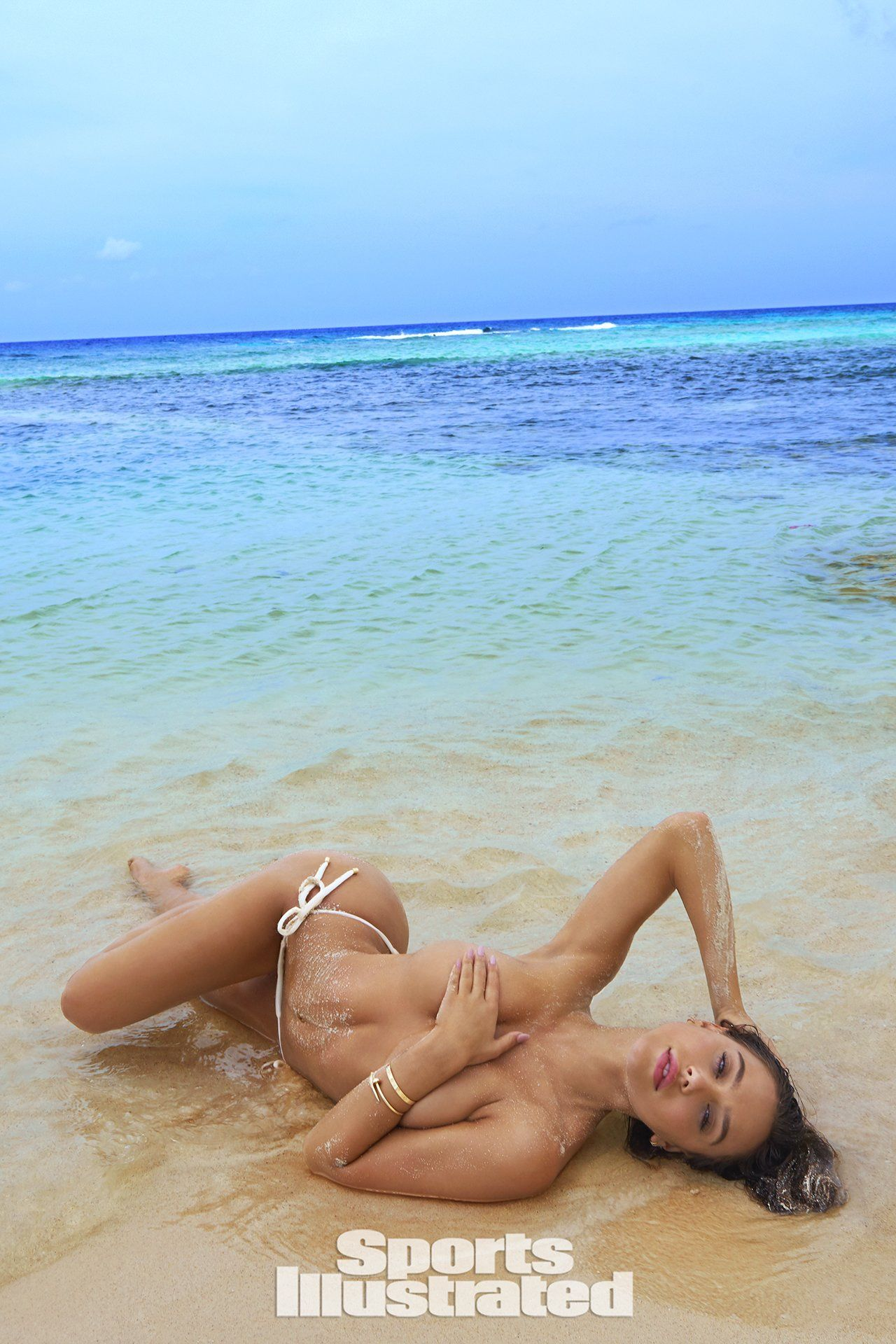Rookie of the Year: Alexis Ren posiert in der Sports Illustrated Swimsuit Edition 2018 13