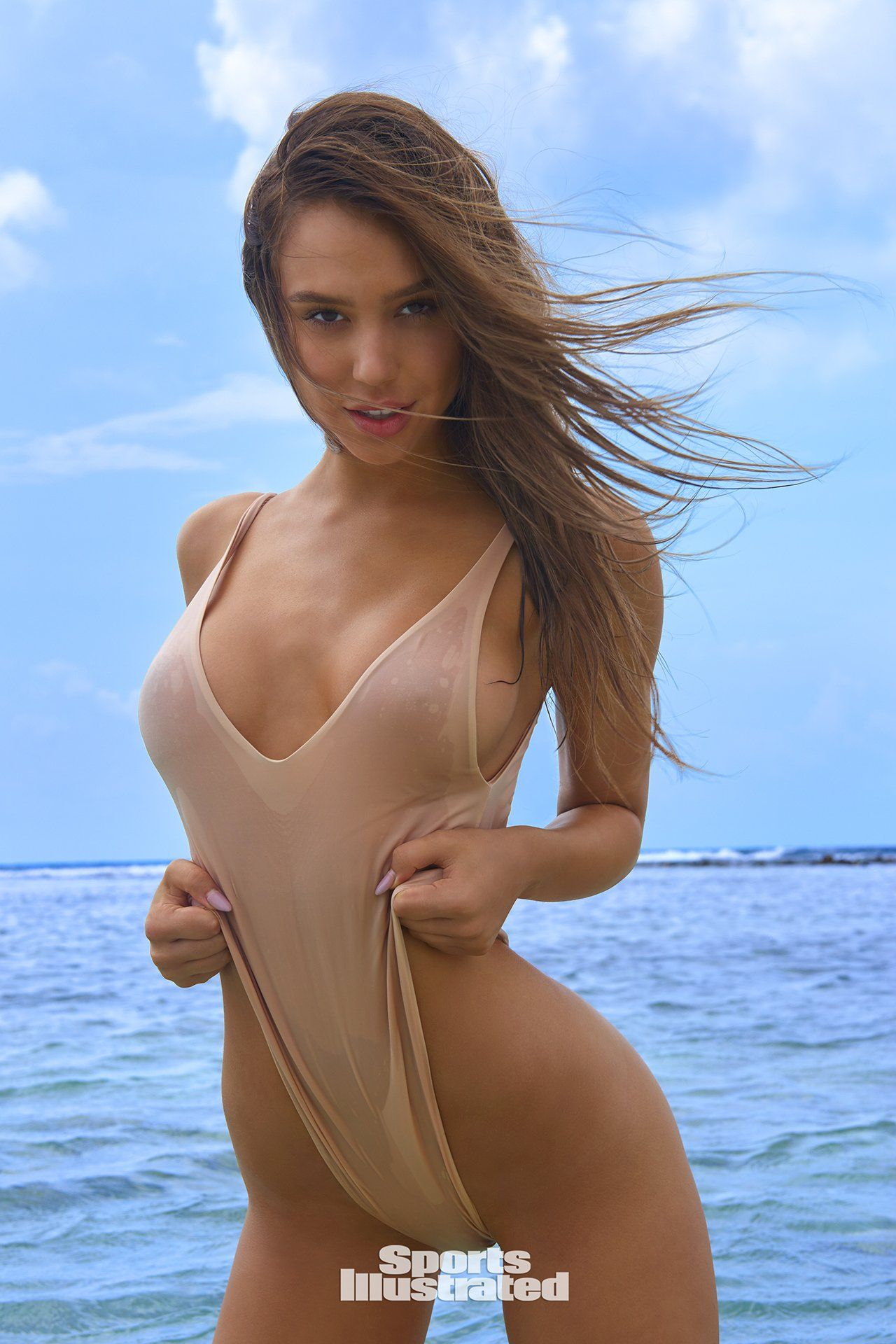 Rookie of the Year: Alexis Ren posiert in der Sports Illustrated Swimsuit Edition 2018 15