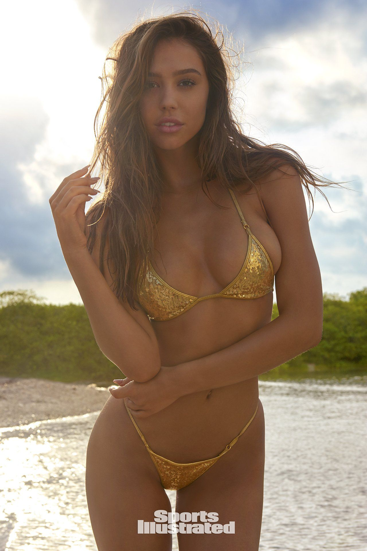 Rookie of the Year: Alexis Ren posiert in der Sports Illustrated Swimsuit Edition 2018 18