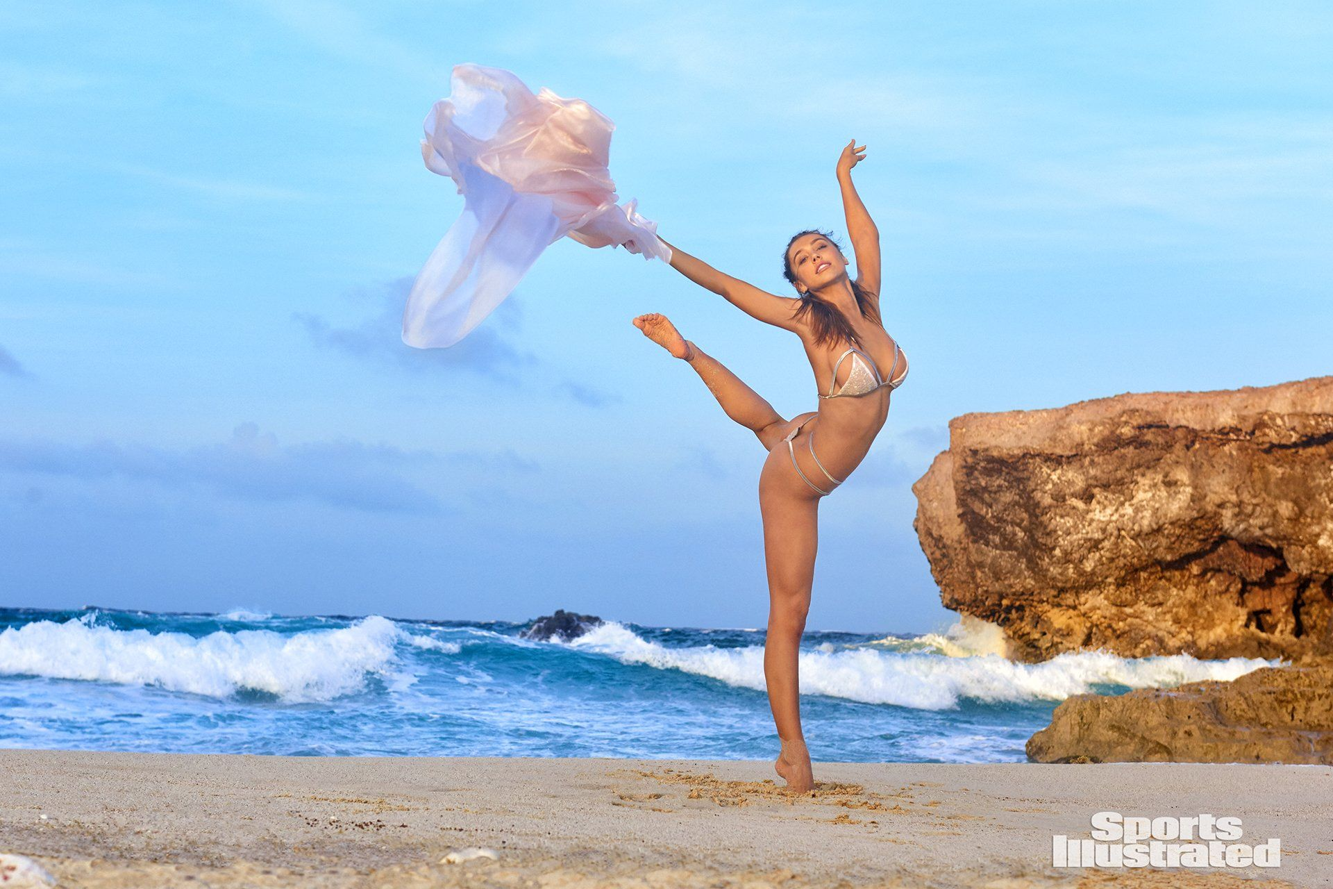Rookie of the Year: Alexis Ren posiert in der Sports Illustrated Swimsuit Edition 2018 23