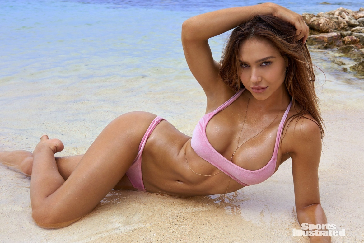 Rookie of the Year: Alexis Ren posiert in der Sports Illustrated Swimsuit Edition 2018 34