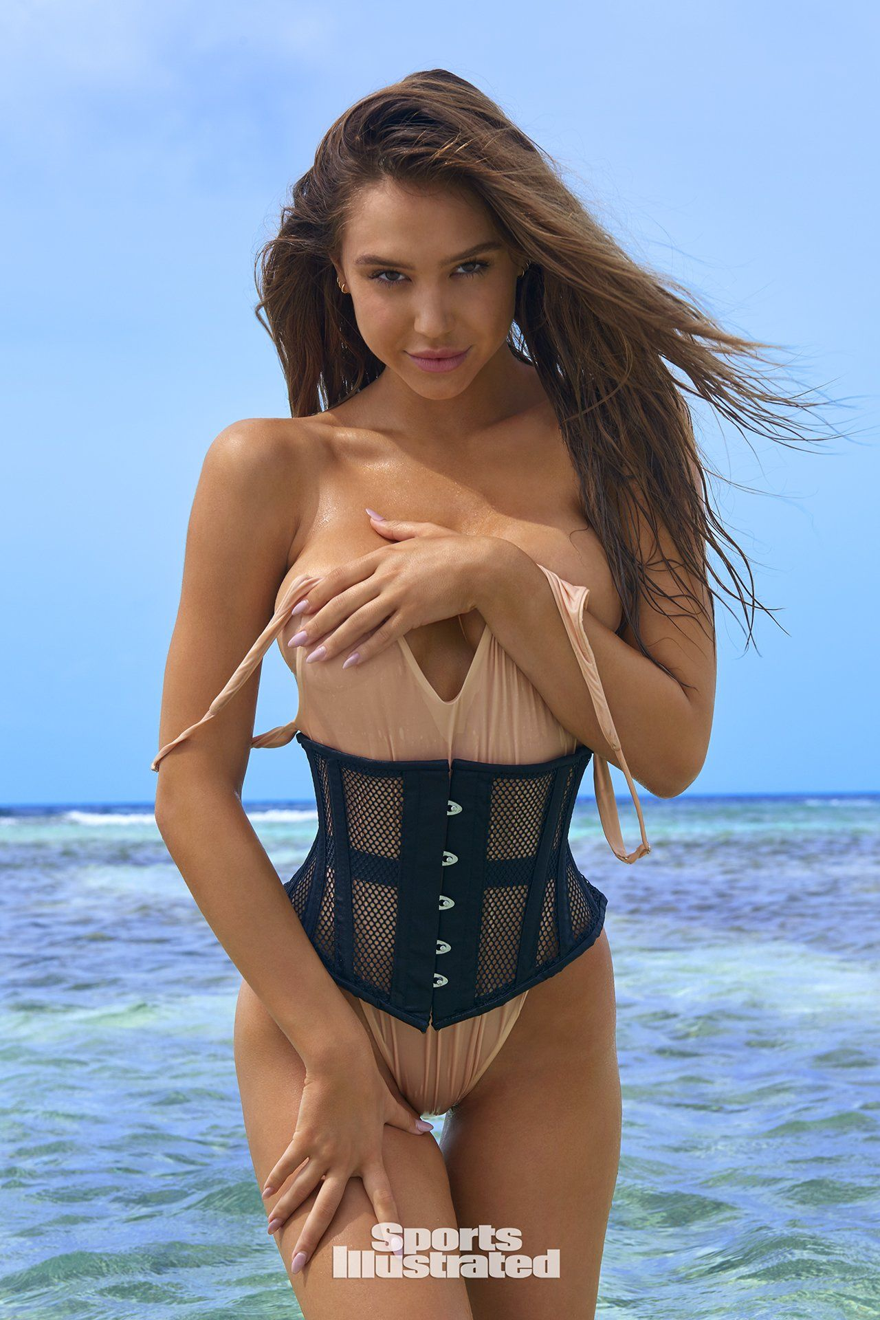 Rookie of the Year: Alexis Ren posiert in der Sports Illustrated Swimsuit Edition 2018 32