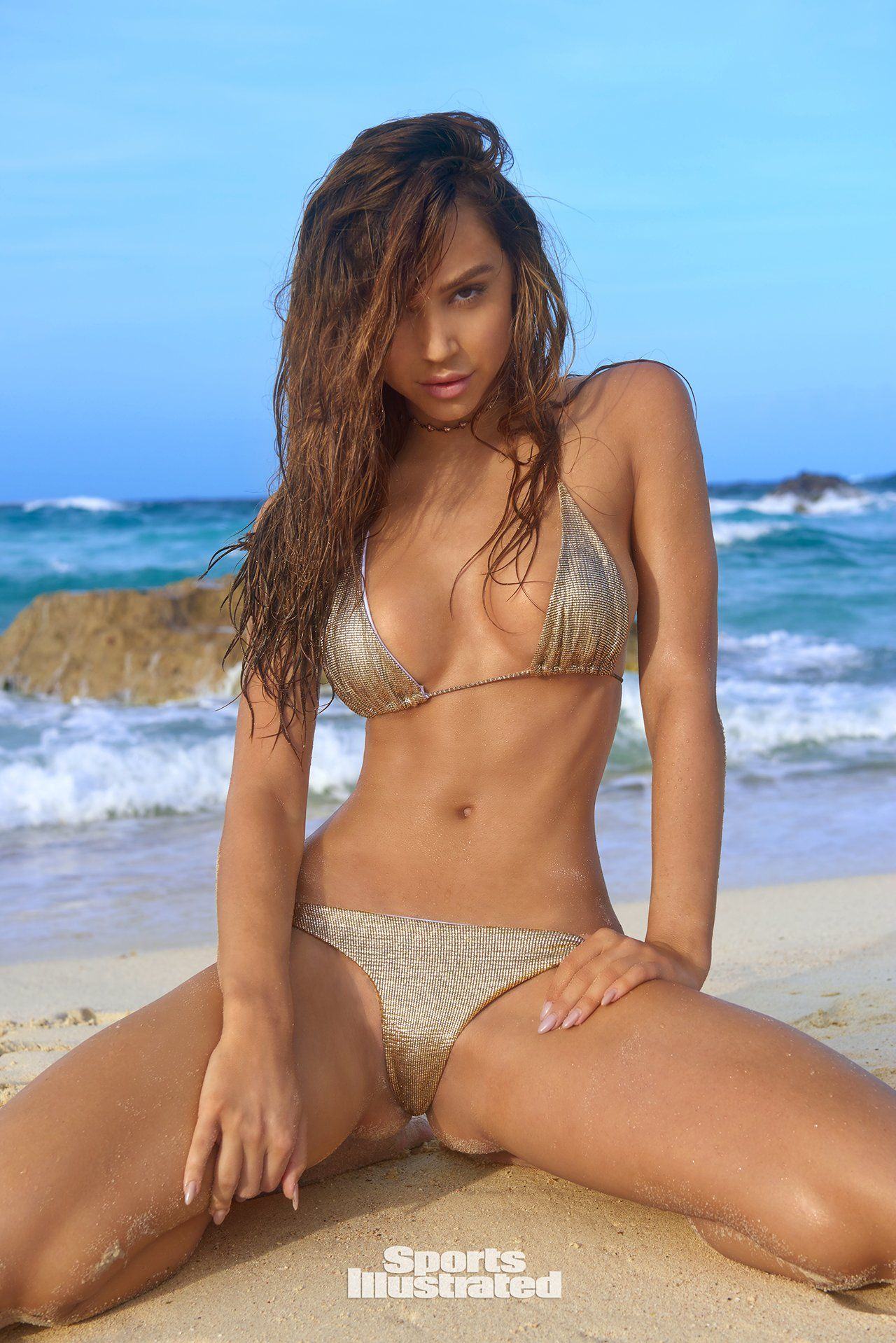 Rookie of the Year: Alexis Ren posiert in der Sports Illustrated Swimsuit Edition 2018 5