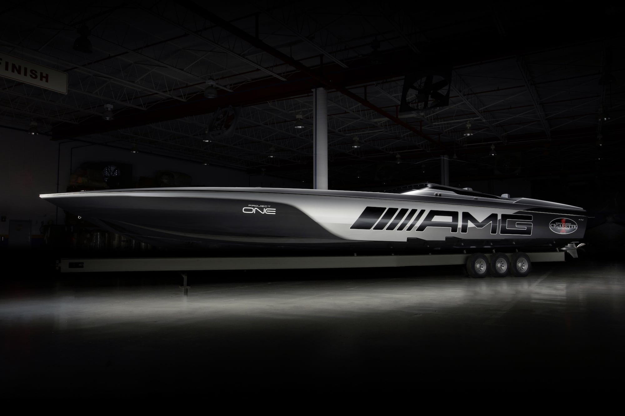 Cigarette Racing 515 Project ONE: The new performance benchmark on the water 2
