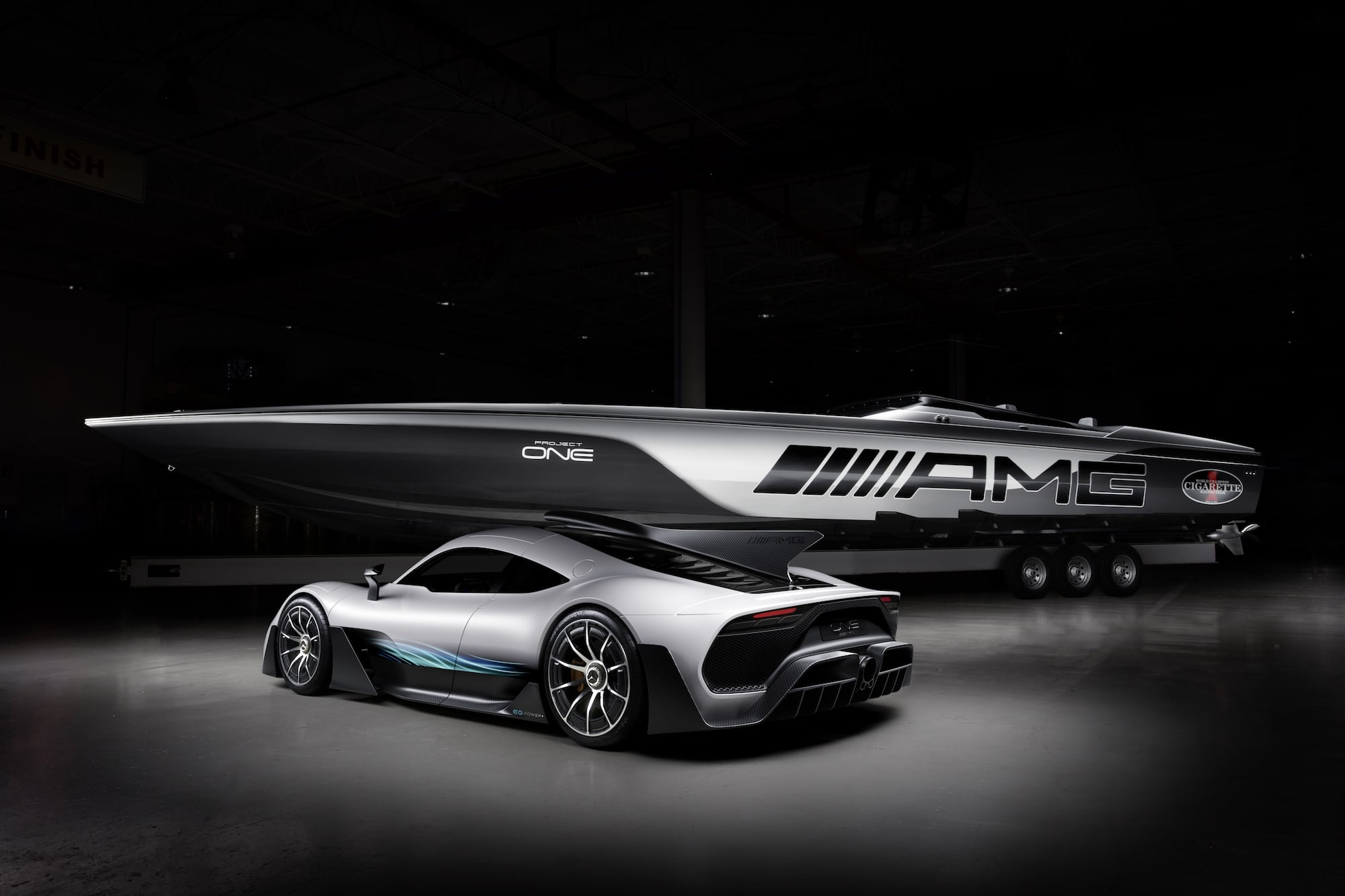 Cigarette Racing 515 Project ONE: The new performance benchmark on the water 7