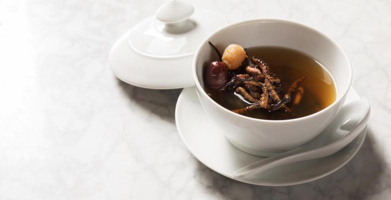 Die teuerste Suppe der Welt: 688 Dollar für eine Schüssel