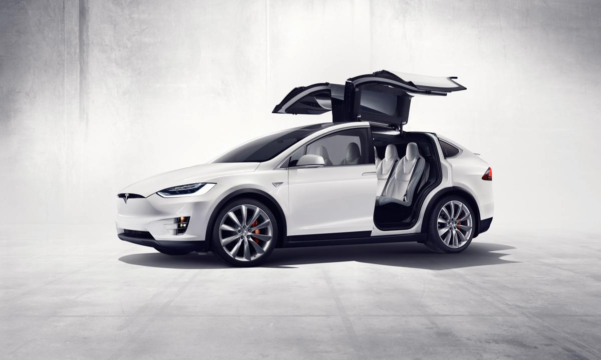 Electric Roadtest with the Tesla Model X 3