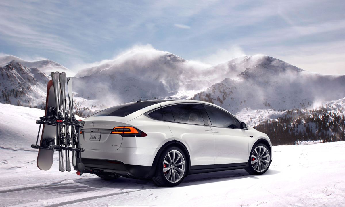 Electric Roadtest with the Tesla Model X 1