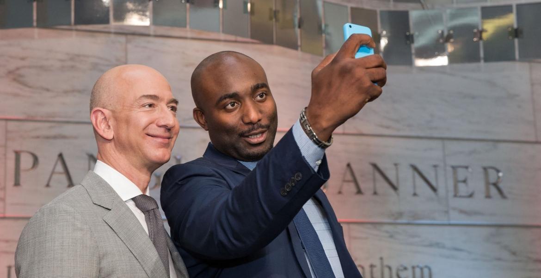 Jeff Bezos Spende für Australien: Summe geringer als er jede 5 Minuten verdient