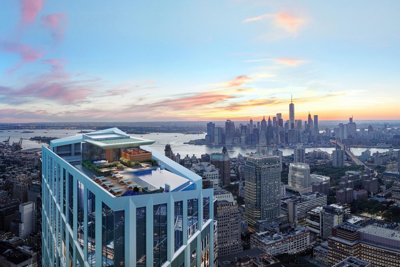 Über den Dächern von New York: Der höchste Infinity-Pool in der westlichen Hemisphäre 2