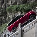 999 Stufen bis zum Himmelstor: Range Rover Sport meistert die
