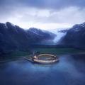 Ökologisches Kraftwerk: Das Svart Powerhouse Hotel von Snøhetta
