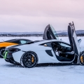 The Pure McLaren Arctic Experience In Finland