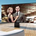 C Seed Supermarine: Luxury TV for mega-yachts