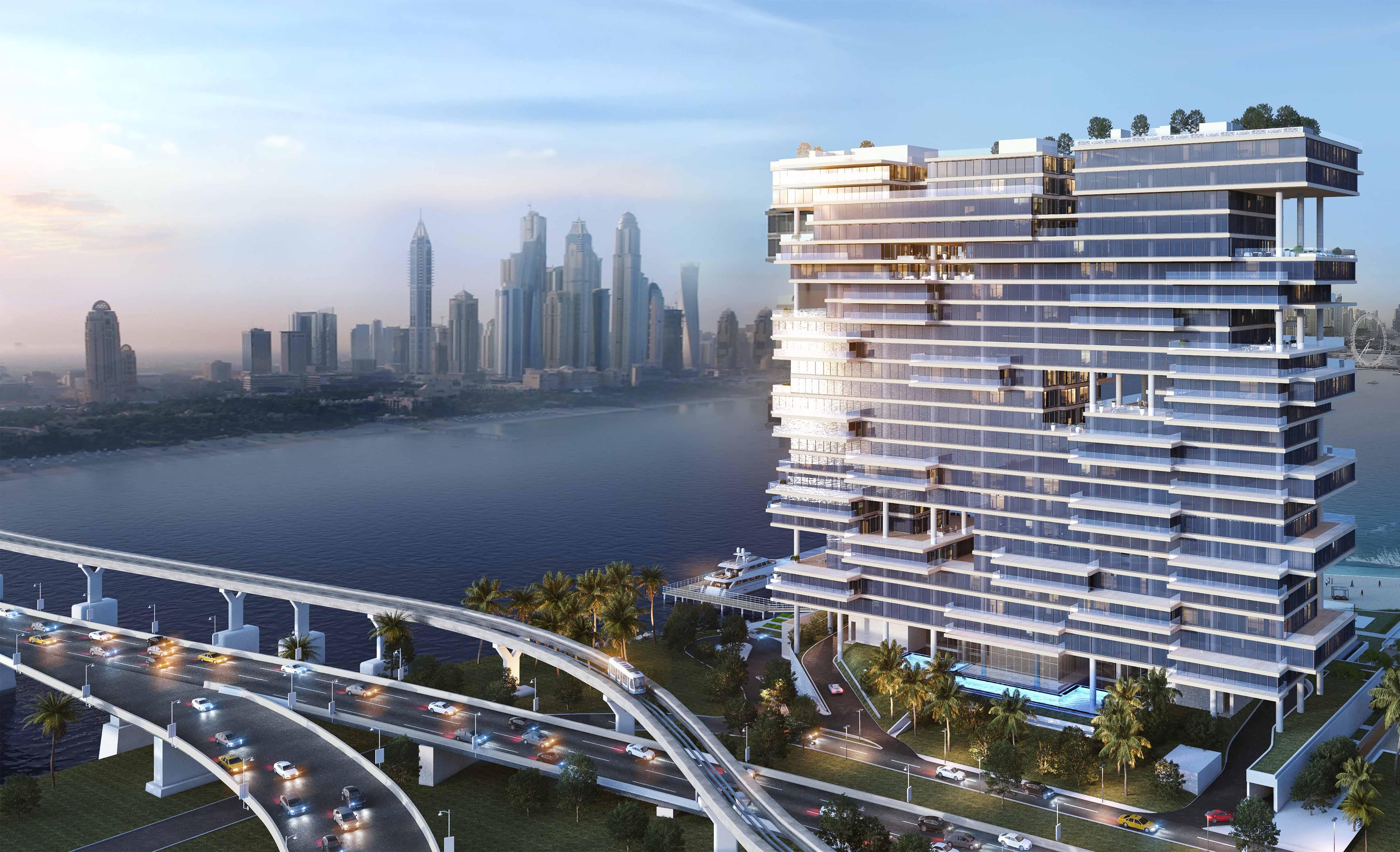 Das extravagante ONE PALM Penthouse für $ 10,2 Millionen Dollar 1