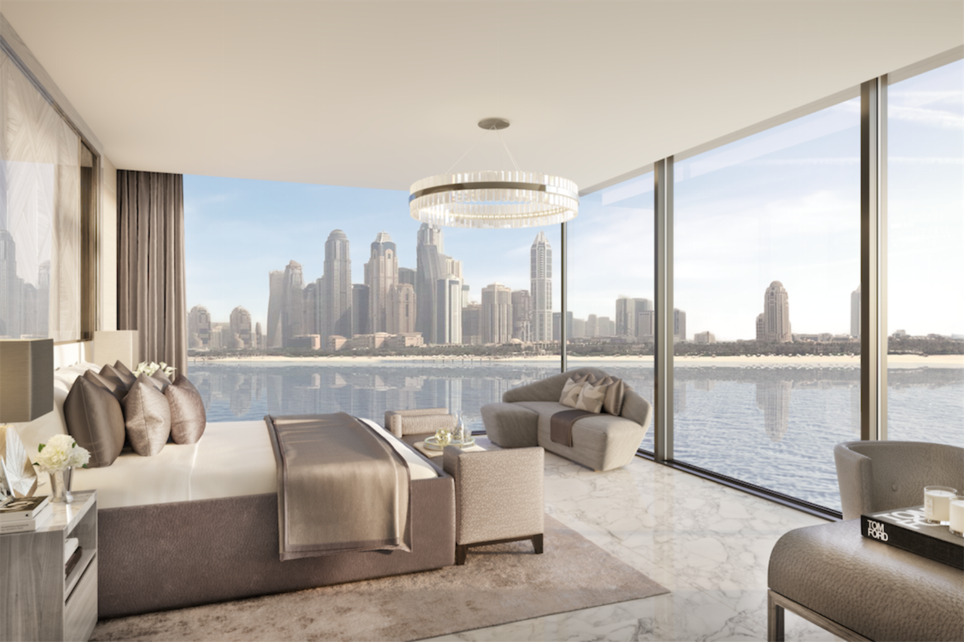 Das extravagante ONE PALM Penthouse für $ 10,2 Millionen Dollar 4