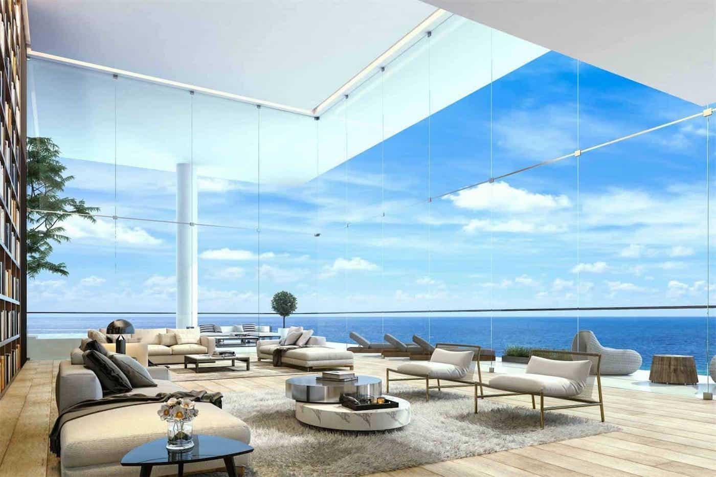 Das extravagante ONE PALM Penthouse für $ 10,2 Millionen Dollar 2