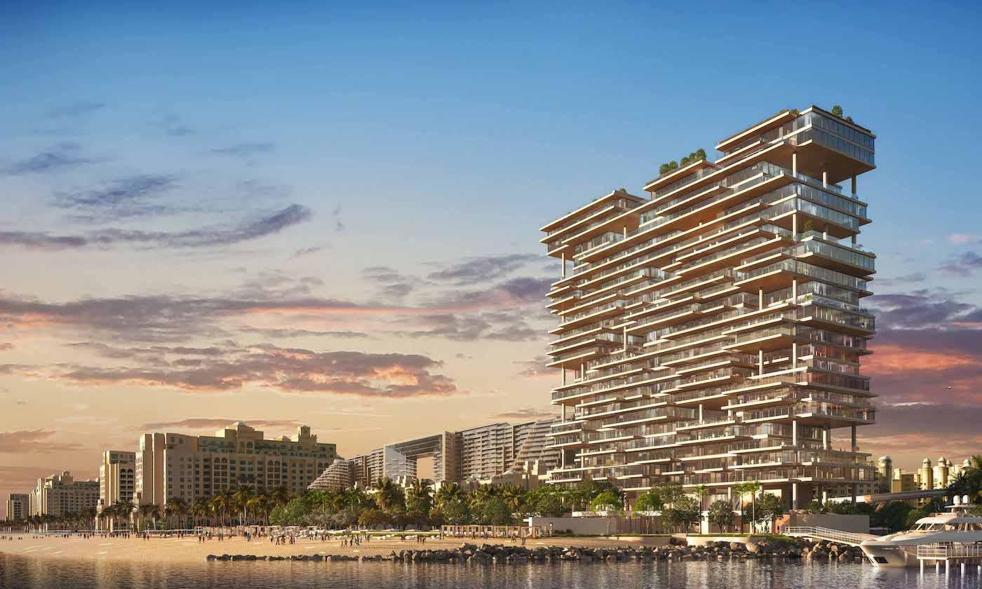 Das extravagante ONE PALM Penthouse für $ 10,2 Millionen Dollar 15