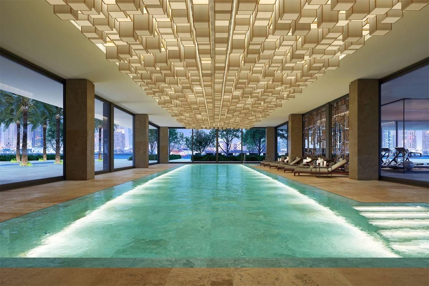 Das extravagante ONE PALM Penthouse für $ 10,2 Millionen Dollar 10
