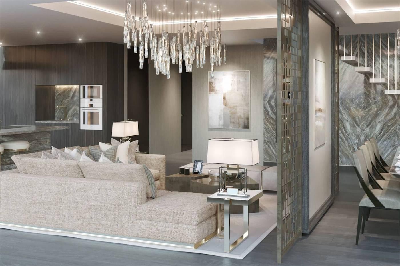 Das extravagante ONE PALM Penthouse für $ 10,2 Millionen Dollar 3