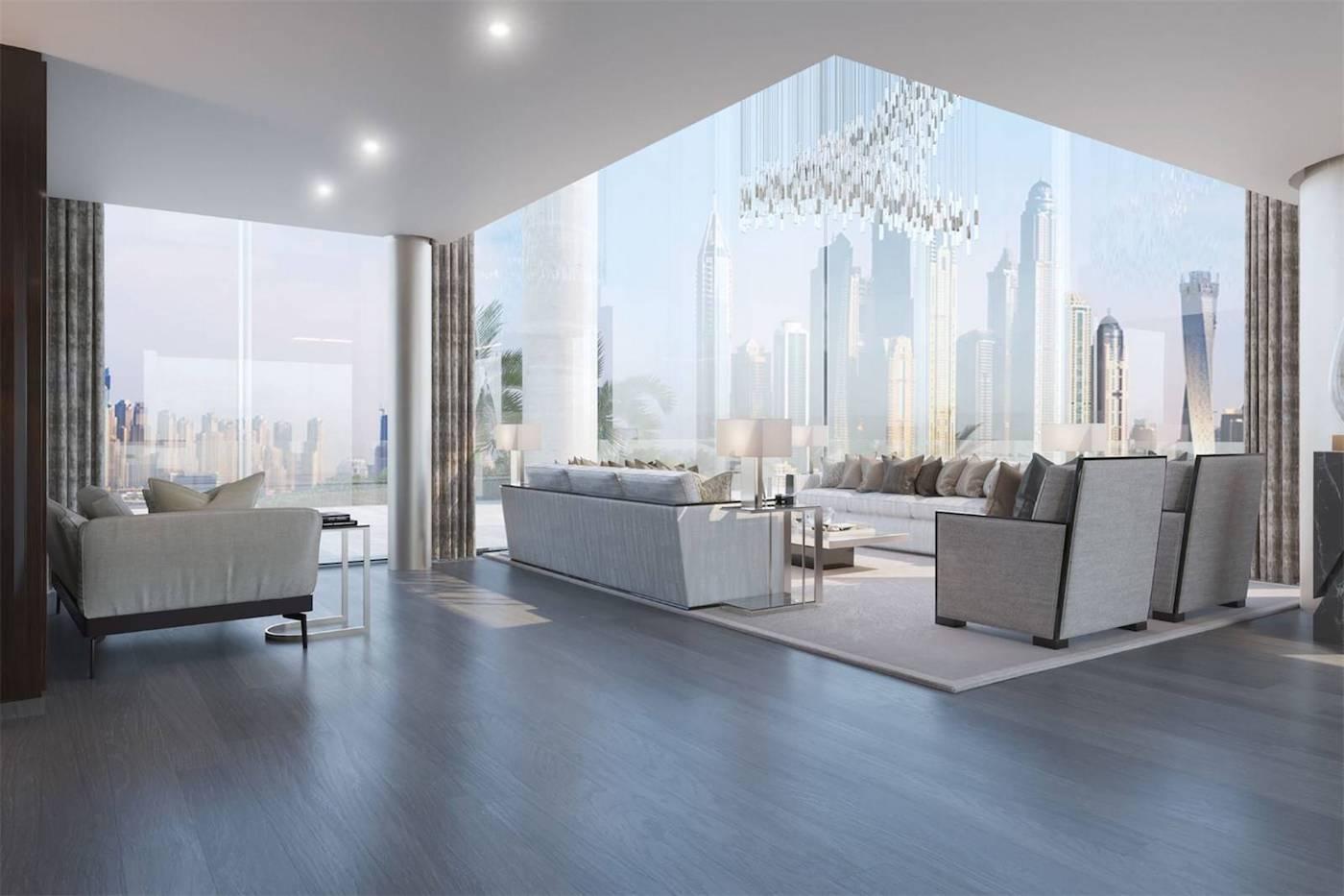 Das extravagante ONE PALM Penthouse für $ 10,2 Millionen Dollar 9