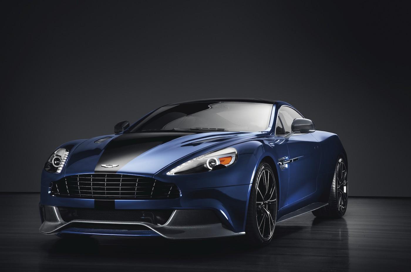 007: Daniel Craig's Aston Martin Vanquish wird in New York versteigert 2