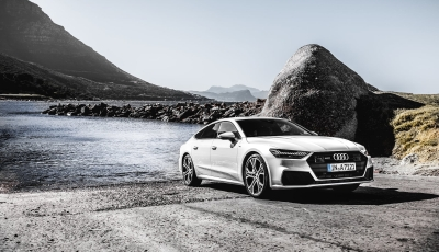 Am Kap der guten Hoffnung: Unterwegs im neuen Audi A7 Sportback