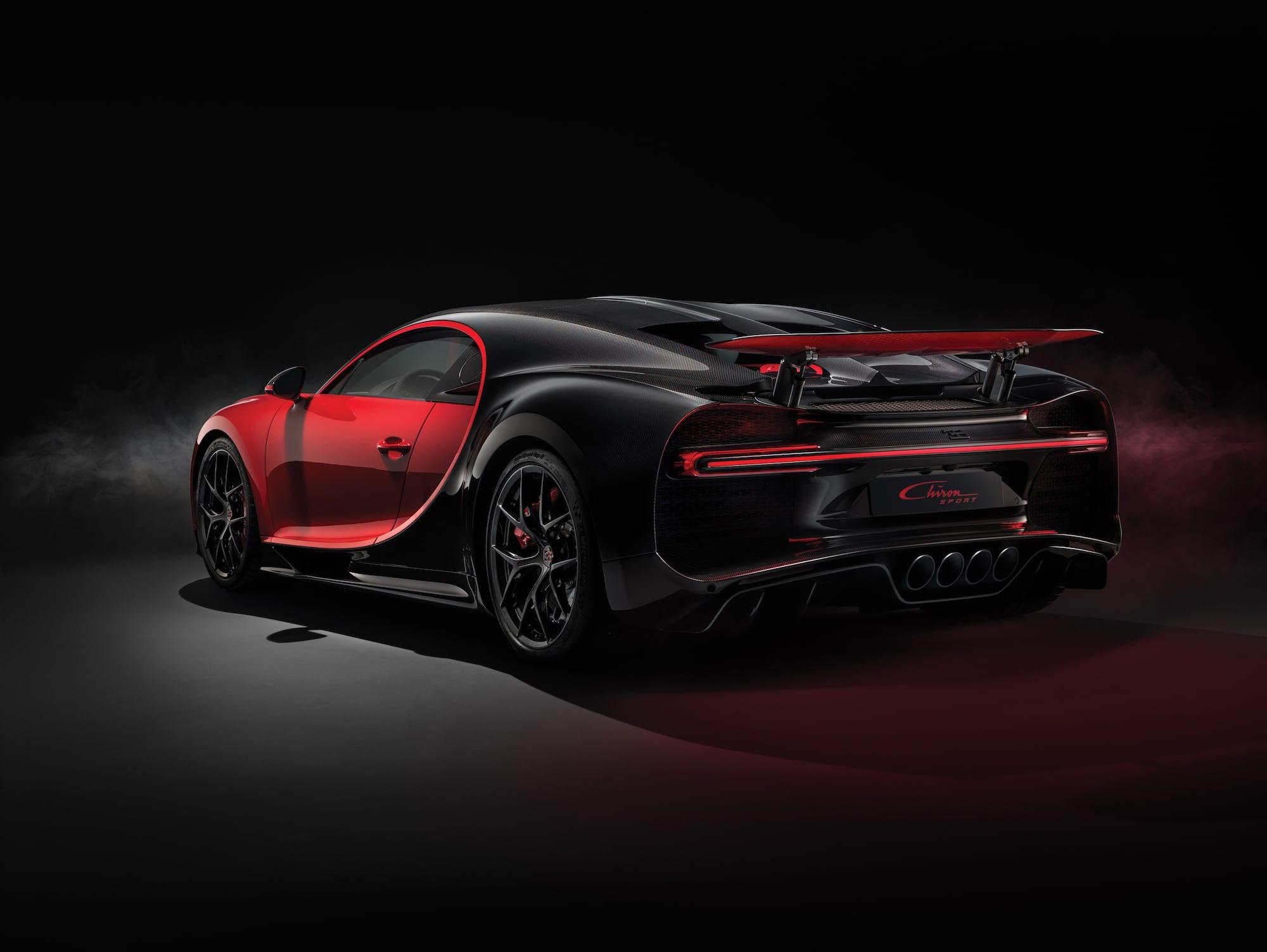 1500 PS für 2,65 Millionen Euro: Der Bugatti Chiron Sport 2