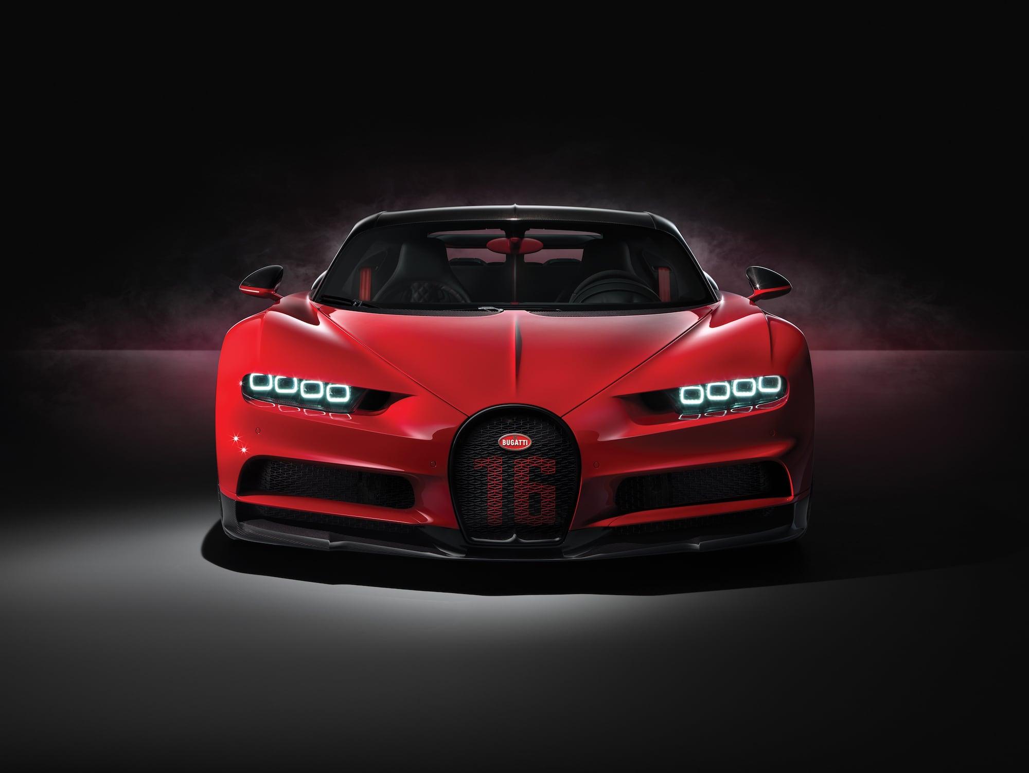 1500 PS für 2,65 Millionen Euro: Der Bugatti Chiron Sport 3