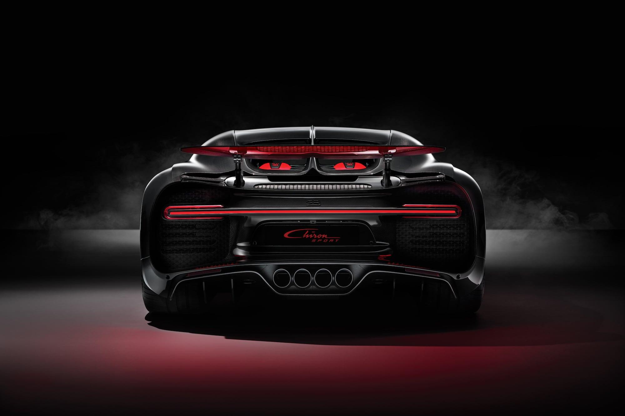1500 PS für 2,65 Millionen Euro: Der Bugatti Chiron Sport 4