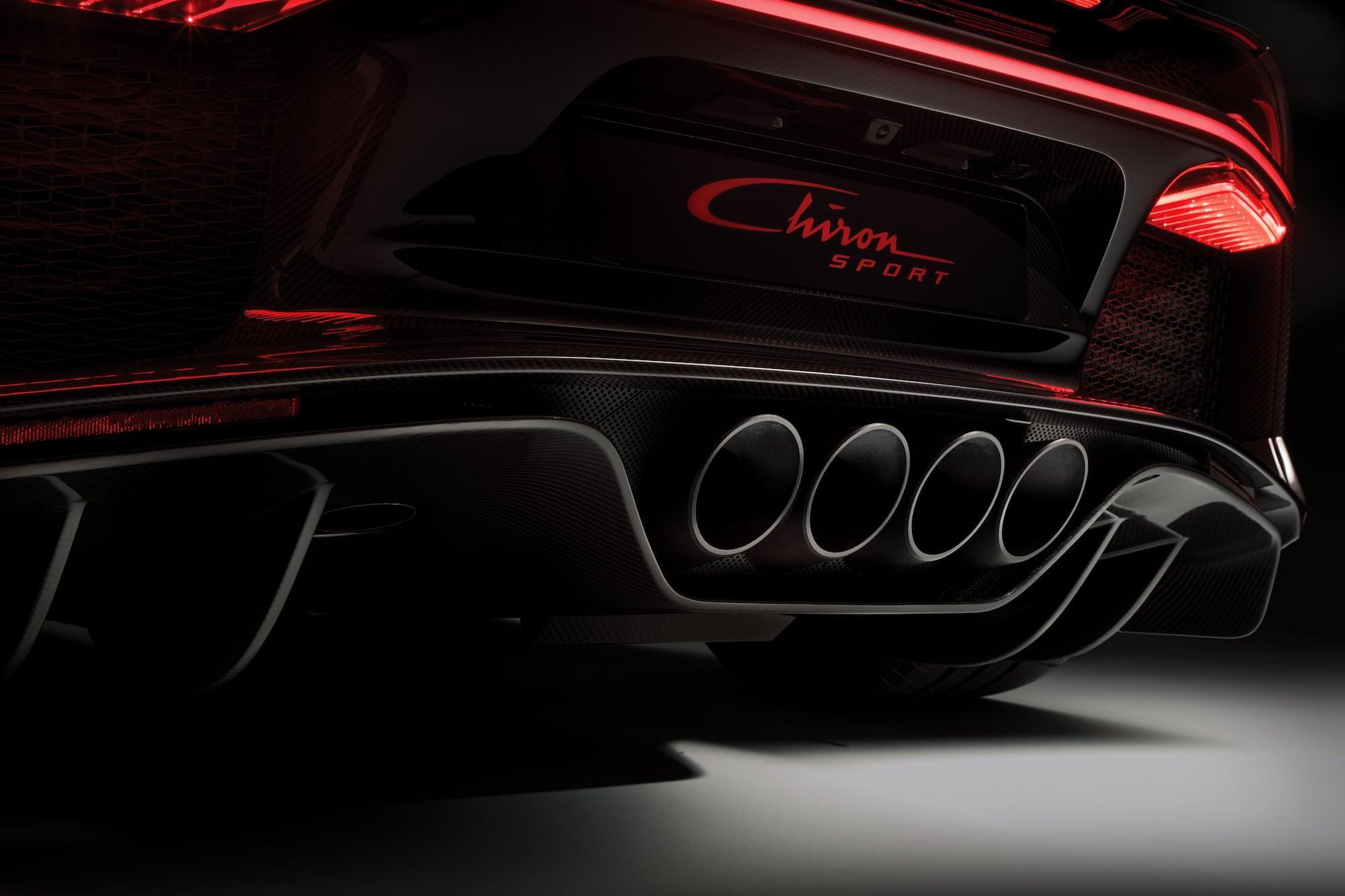 1500 PS für 2,65 Millionen Euro: Der Bugatti Chiron Sport 6