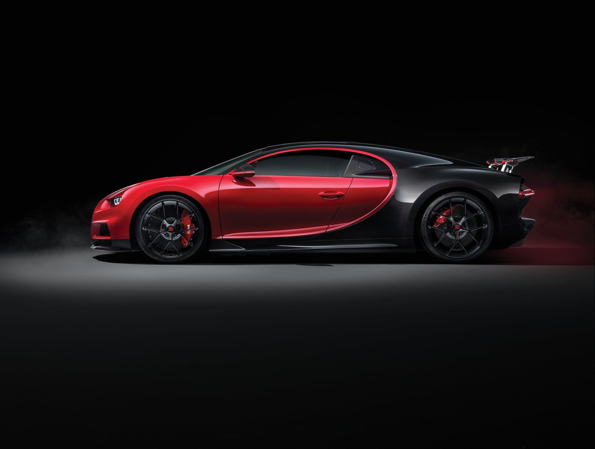 1500 PS für 2,65 Millionen Euro: Der Bugatti Chiron Sport 7