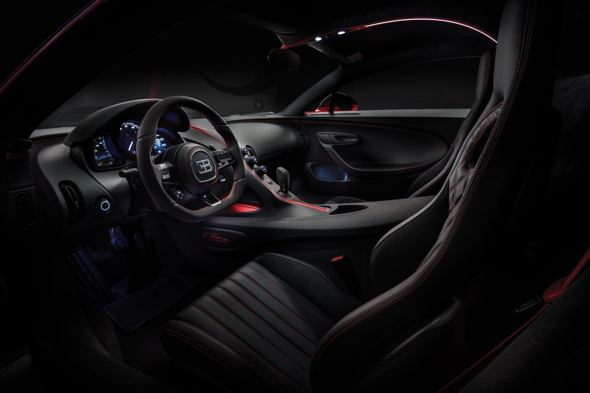 1500 PS für 2,65 Millionen Euro: Der Bugatti Chiron Sport 9